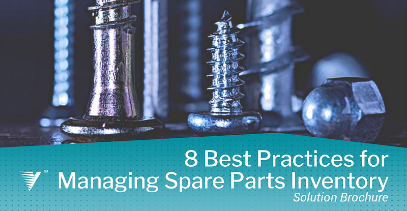 Managing and Forecasting Spare Parts