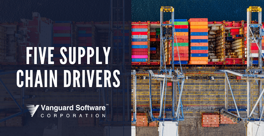 Blog Five Supply Chain Drivers