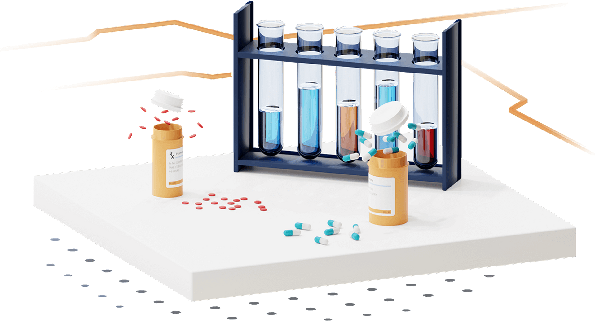 Pharma supply chain planning solutions from Vanguard's end-to-end predictive platform.