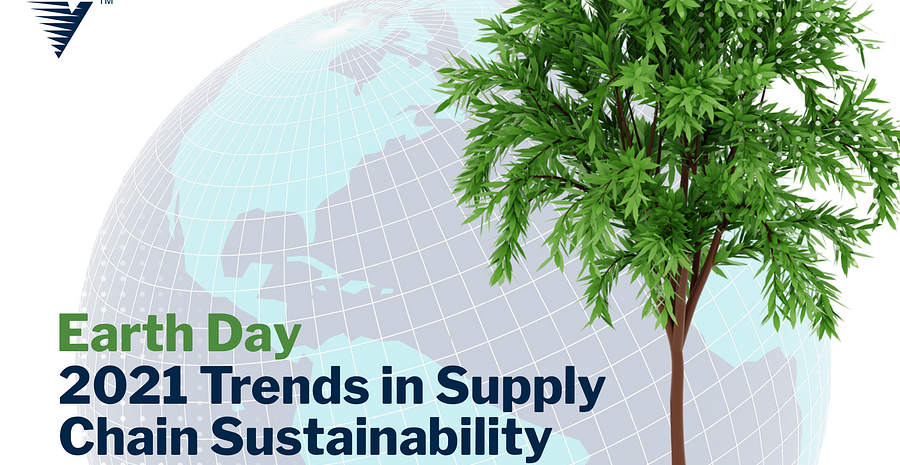 Blog 2021 Trends in Supply Chain Sustainability