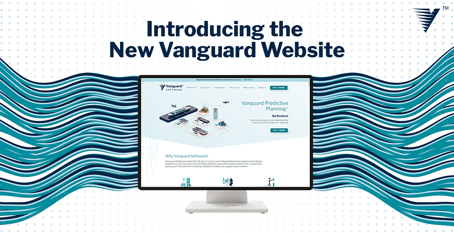 Blog Introducing the New Vanguard Website