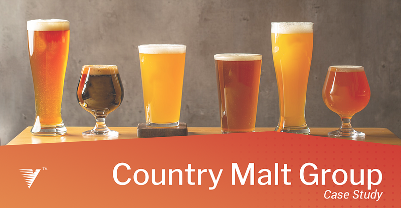 Country Malt Supply Chain Solution