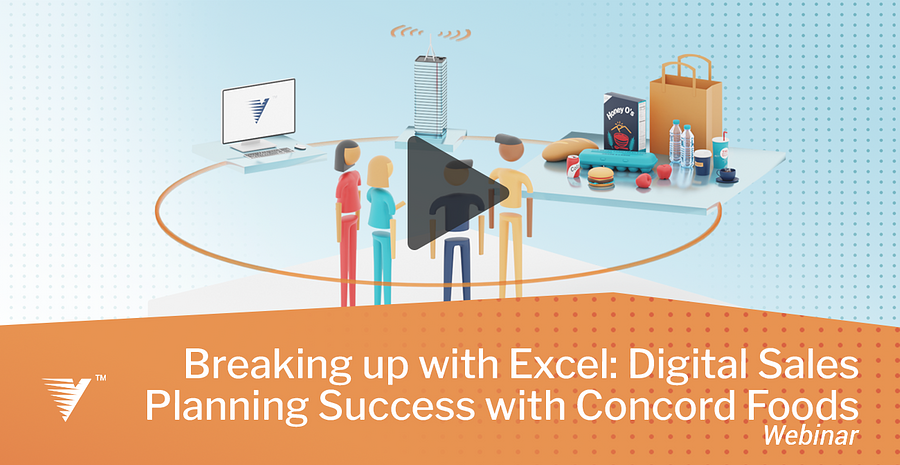 Breaking up with Excel: Digital Sales Planning Success with Concord Foods