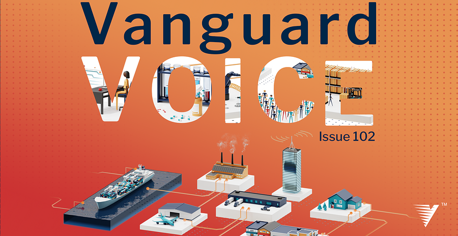 Vanguard Voice- Issue 102 | Your Supply Chain Planning News, Delivered