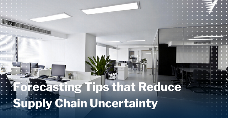 Blog Forecasting Tips that Reduce Supply Chain Uncertainty