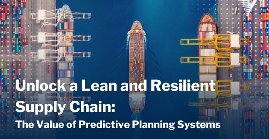 Blog Unlock a Lean and Resilient Supply Chain