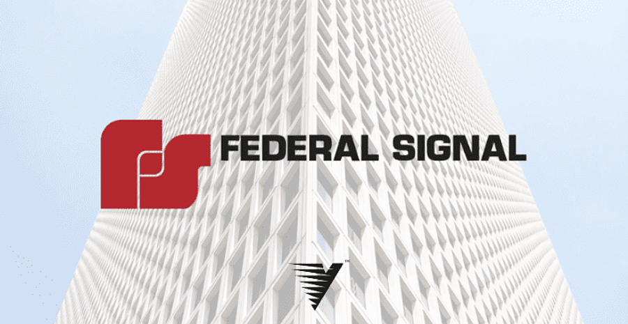 Federal Signal Selects Vanguard Software as Newest Performance Solution Provider